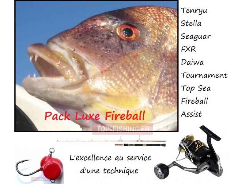 Vue 1) Pack Luxe Fireball