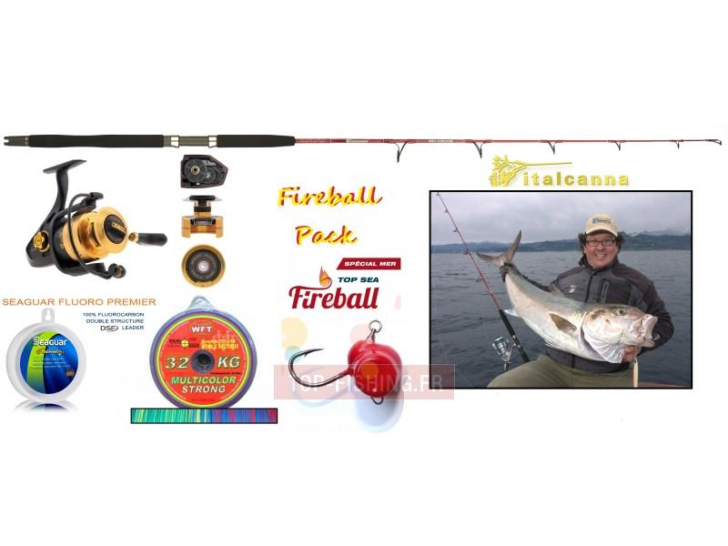 Vue 2) Pack Plaisir Fireball