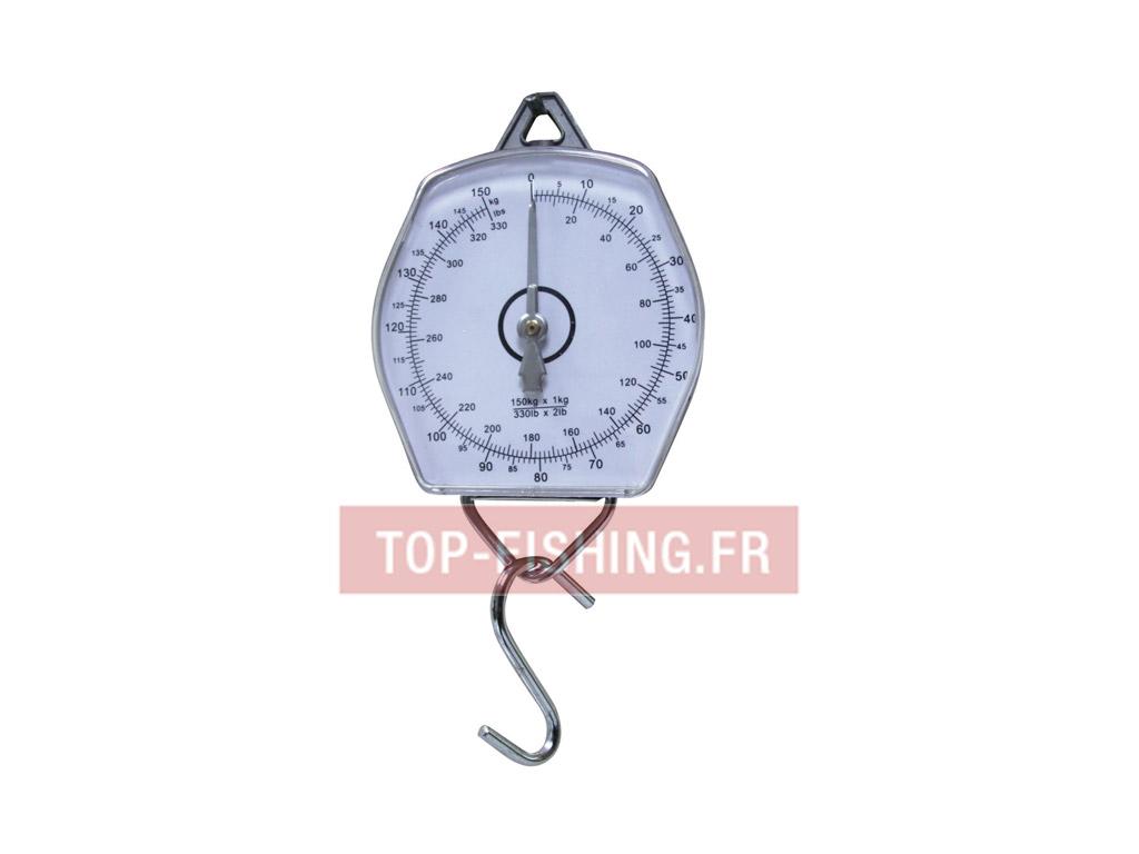 Vue 1) Peson à Cadran Amiaud - 150 kg