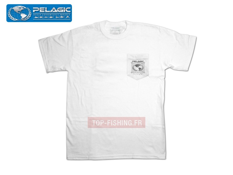 Vue 2) T-Shirt Pelagic OCP Tribal Ahi Tee