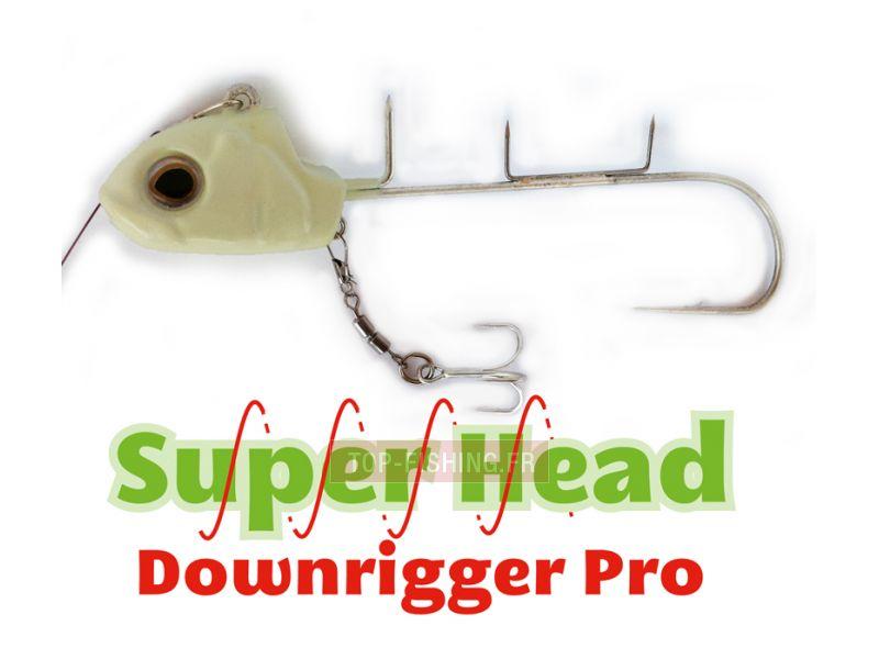 Vue 1) Tête Plombée Super Head