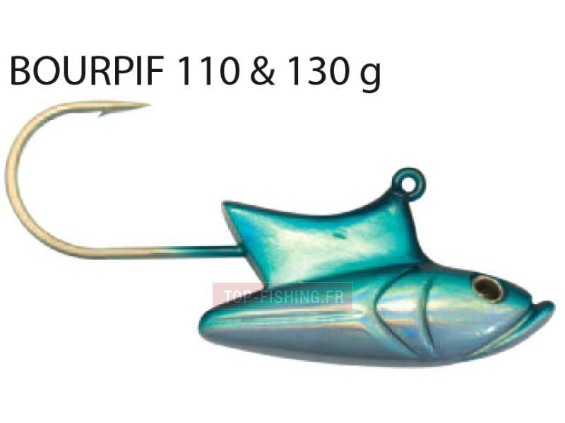 Vue 1) Tête plombée Xorus Bourpif