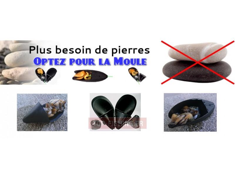 Vue 4) Top Sea Moule Marseillaise