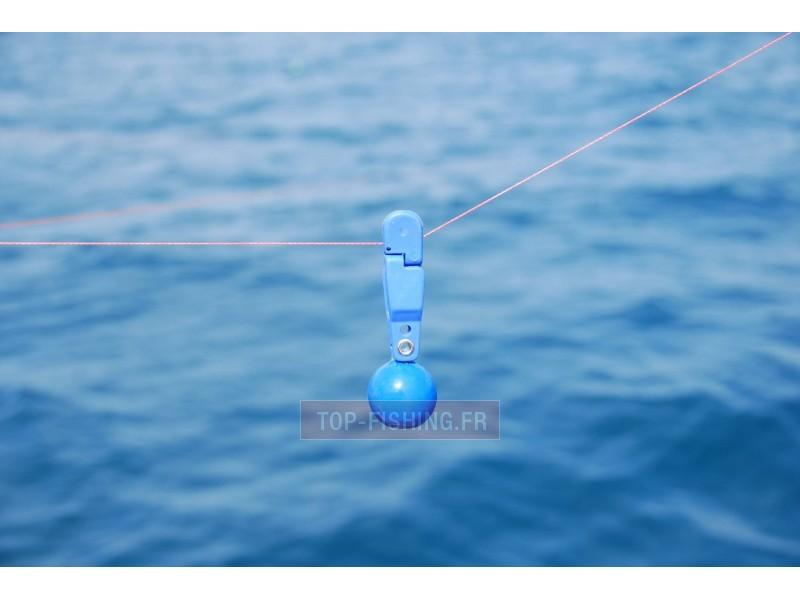Vue 4) Top Sea Plomb Pince