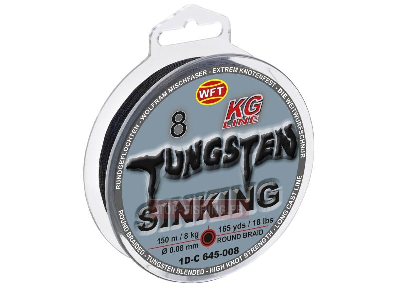 Vue 3) Tresse WFT KG Tungsten Sinking 2000m