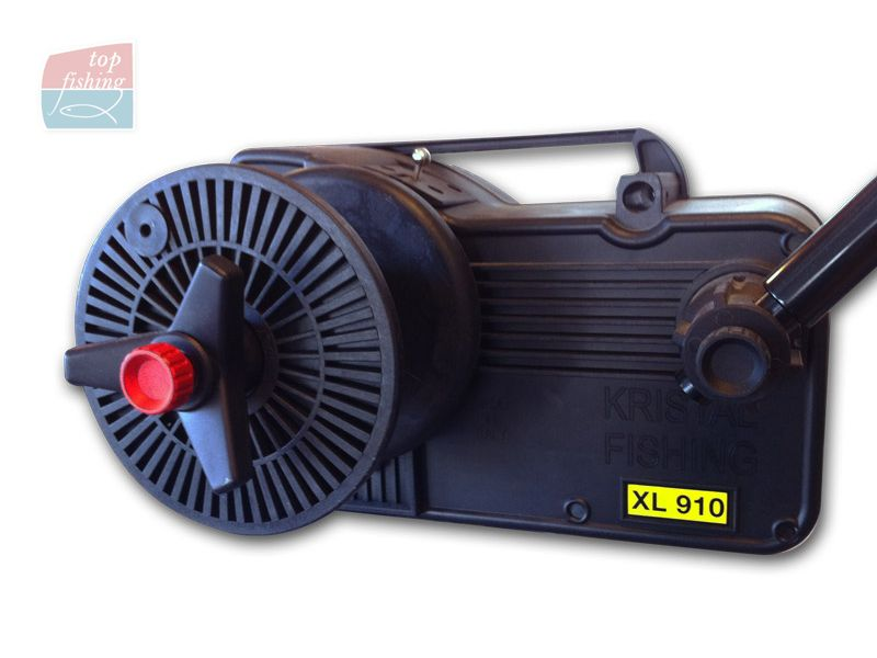 Vue 3) Treuil XL 910