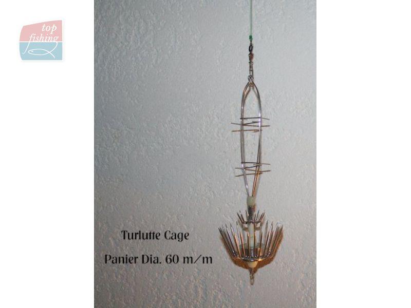 Vue 1) Turlutte Cage Max