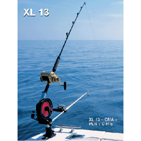 Vue 2) Pack XL 13PLR KRISTAL FISHING