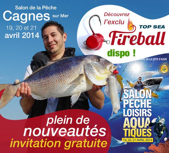 Salon de Cagnes : lancement de la Top SEA Fireball