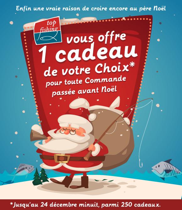 Offre de Noël 2014  de Top Fishing