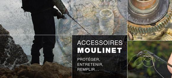 Guide Matériel : les accessoires pour moulinet