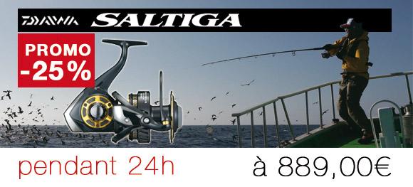 Le Saltiga Dog Fight 7000 à -25% !