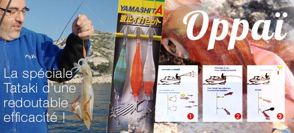 Oppaï Yamashita, La spéciale Tataki d'une redoutable efficacité !!
