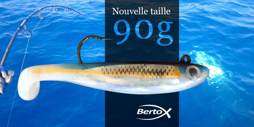 Le Natural Bertox sort dans une nouvelle taille 90gr !