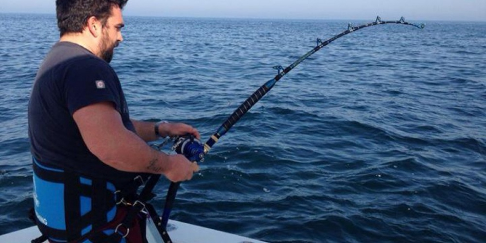Baudrier Normic en pêche