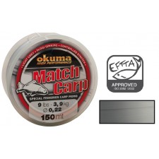 Photos de Fil Nylon Okuma Match Carp - 150 m