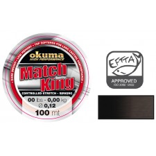 Photos de Fil Nylon Okuma Match King - 100 m