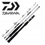 Canne Multibrin Daiwa Saltist Travel
