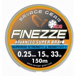 Tresse Savagear Finesse HD8 Braid Brown - 300 m