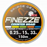 Tresse Savagear Finesse HD8 Counter Braid - 2500 m