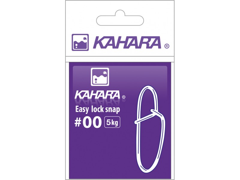 Agrafe Kahara Easy Lock Snap