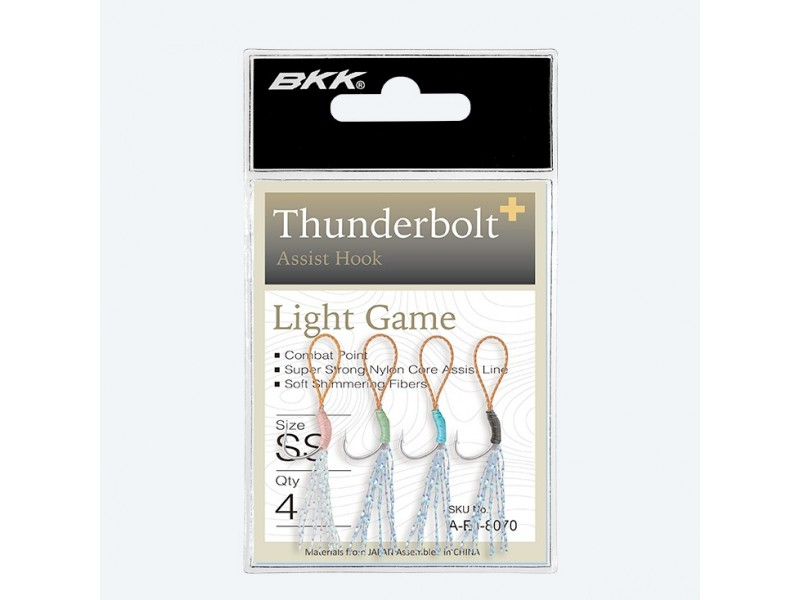 Assist Hook BKK Thunderbolt+