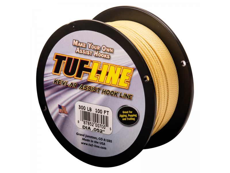Assit Line Tuf Line Kevlar Assist Hook