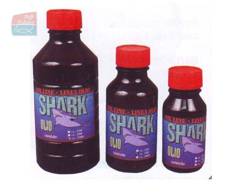 AntichePasture - Attractant Shark Oil