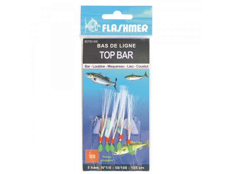 Bas de ligne Flashmer Top Bar