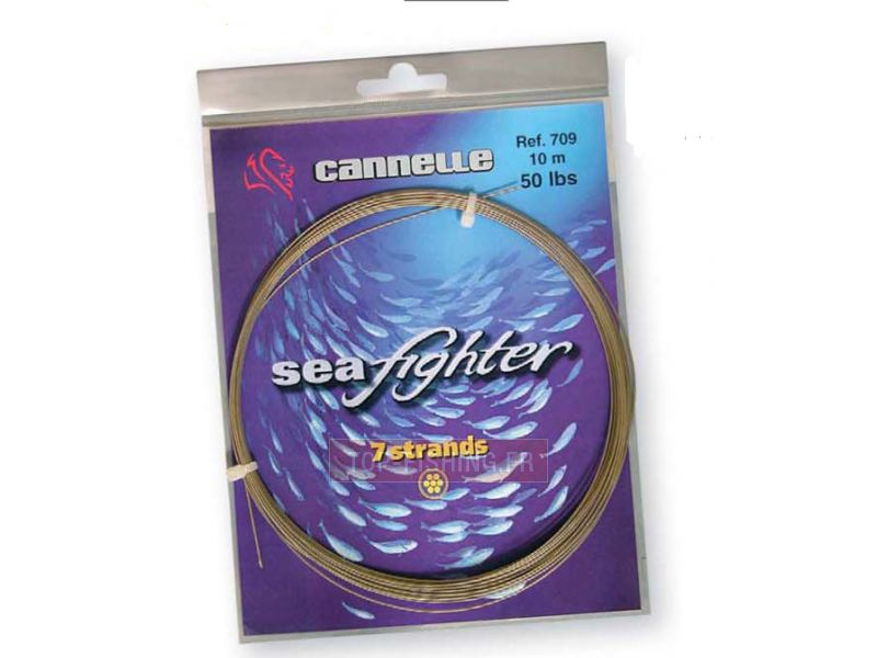 Cable Cannelle Seafighter C709 10m