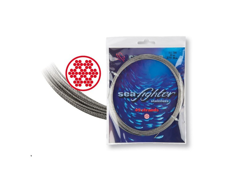 Cable Cannelle Seafighter Couronne C759T 1.3m