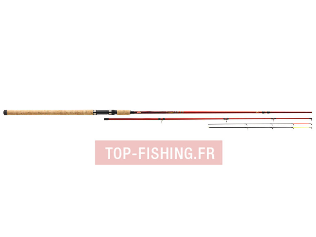 Canne Berkley Cherrywood HD Quiver
