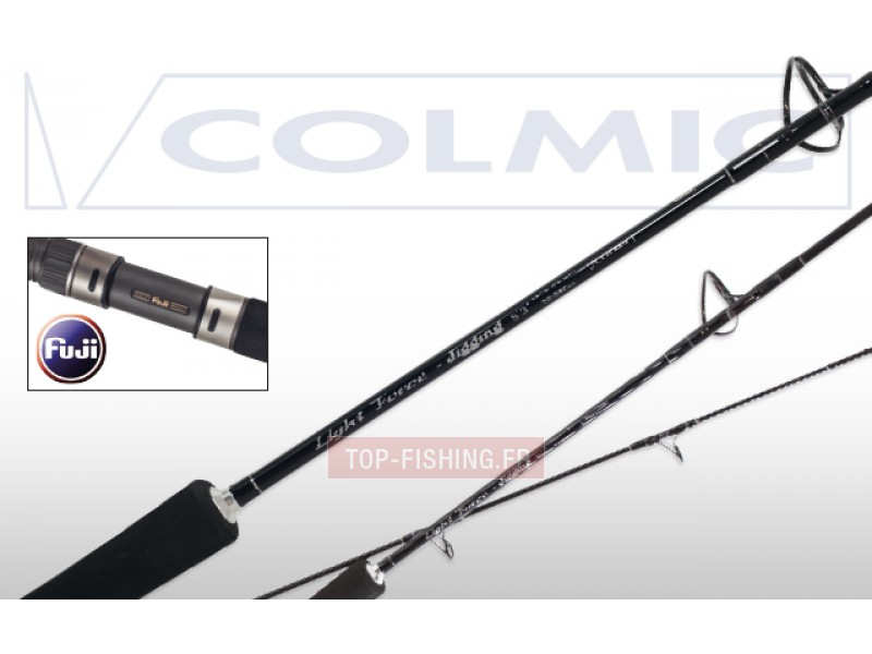 Canne Colmic Light Force Jigging