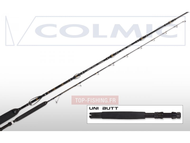 Canne Colmic Light Force Trolling