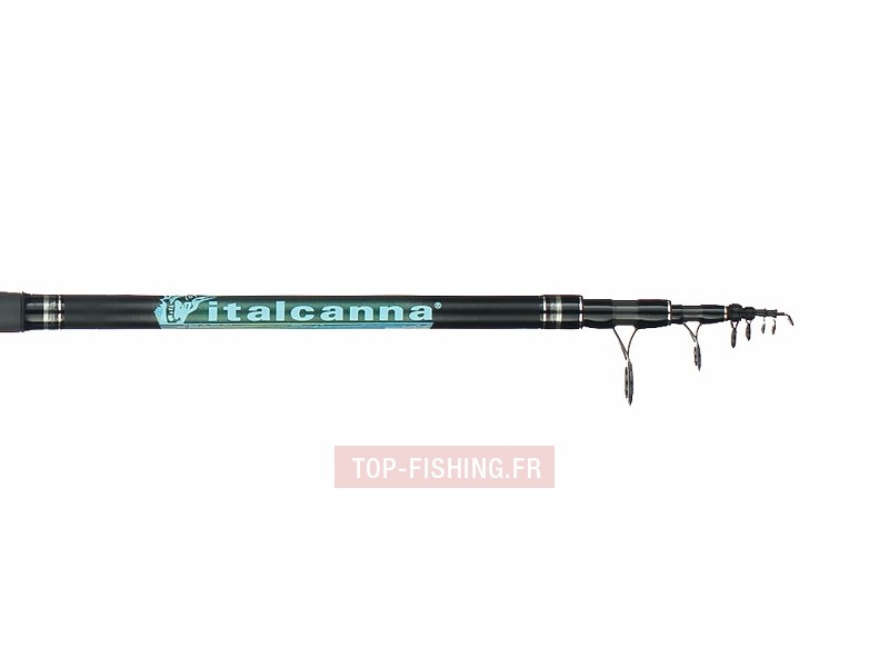 Vue 5) Canne Italcanna Clipper