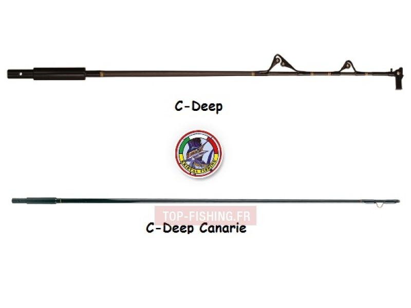 Canne Kristal Fishing C-Deep