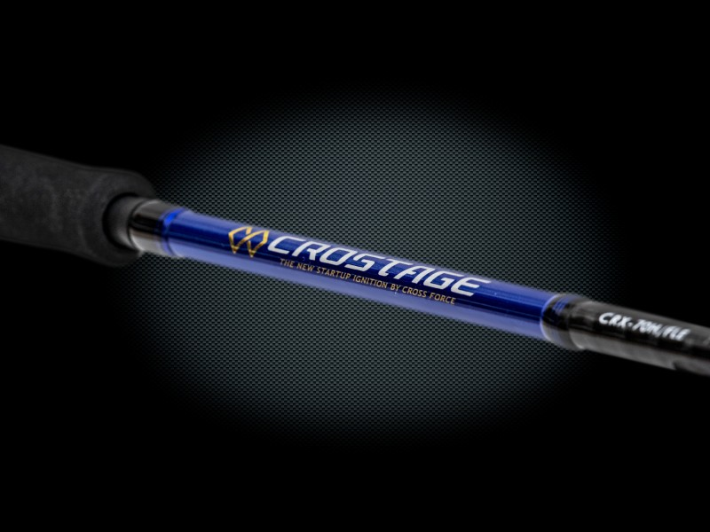 Canne Major Craft Crostage France Limited Edition