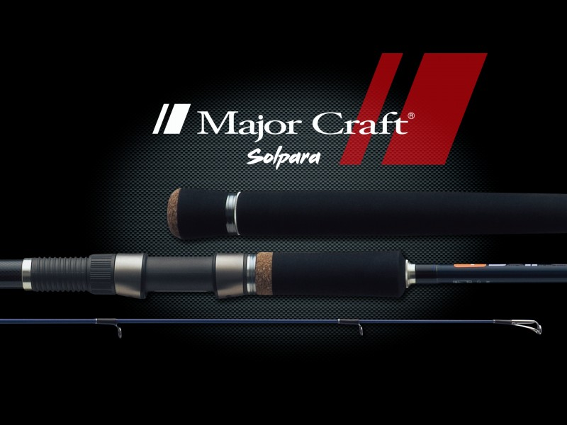 Canne Major Craft Solpara Light Jigging