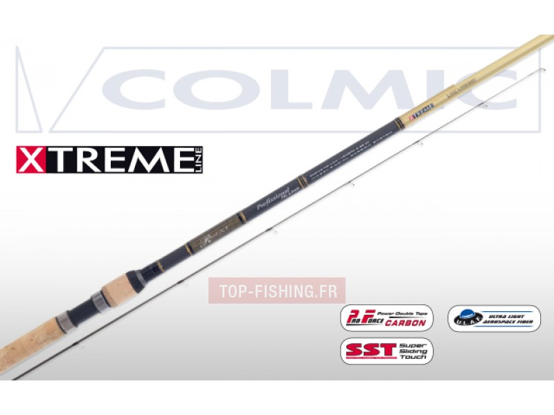 Canne Real XT Colmic Professional No Limits
