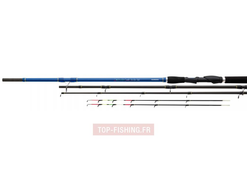 Canne Shimano Nexave Boat Quiver