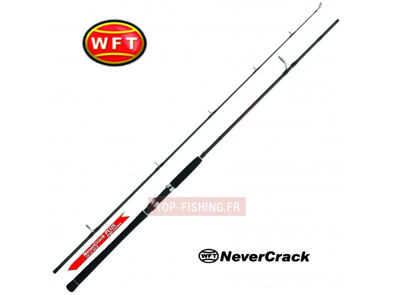 Canne WFT Never Crack Plus High Carbon Jig & Pilk