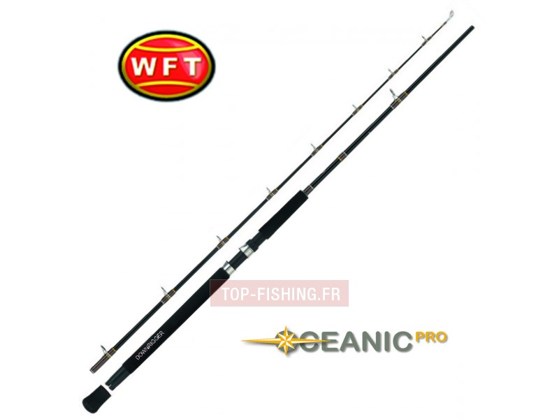 Canne WFT Oceanic Downrigger