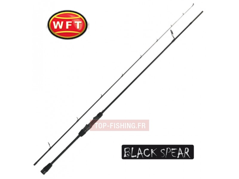 Canne WFT Penzill Black Spear Vertical - Casting