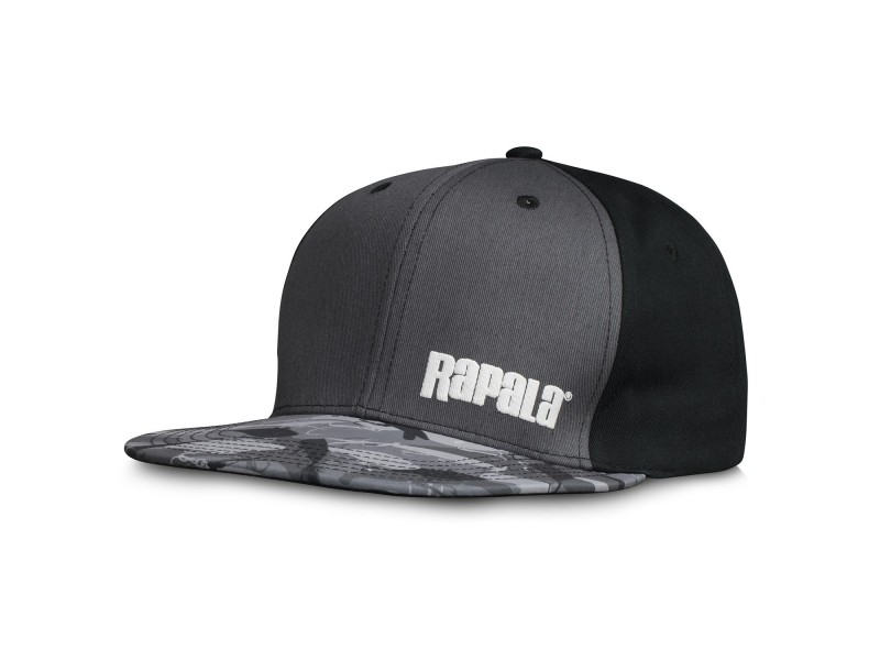 Casquette Rapala Snapback Camo Lures