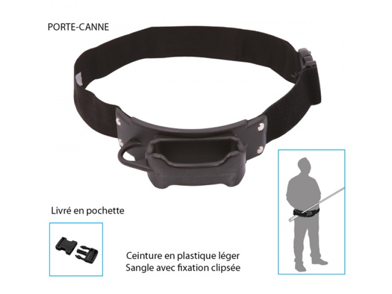 Ceinture Porte-canne Explorer Tackle Hands-free