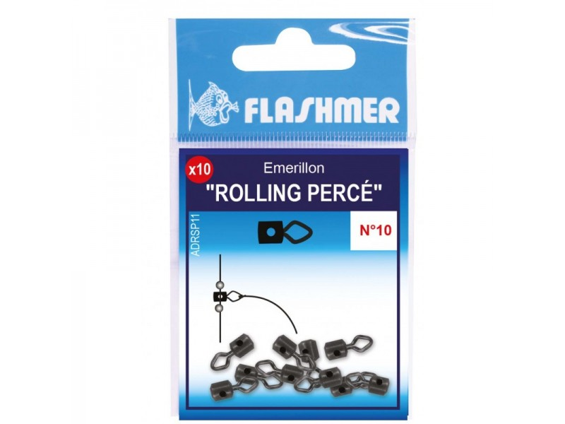Emerillon Rolling Percé Flashmer