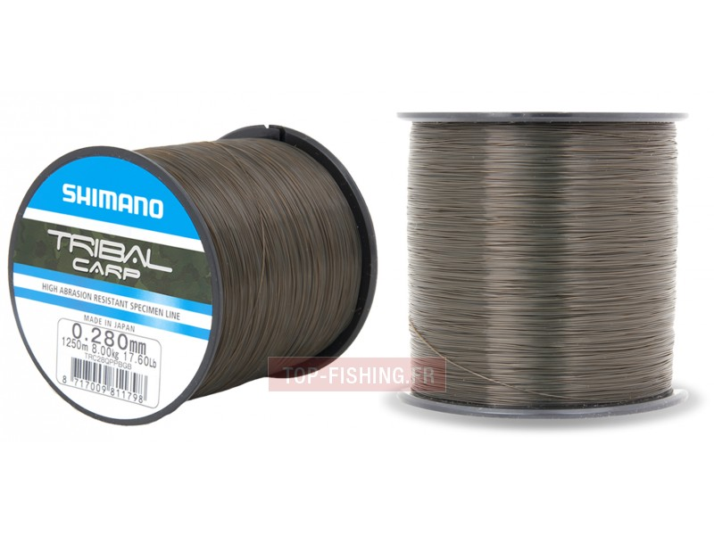 Fil Nylon Shimano Tribal Carpe - Quarter Pound