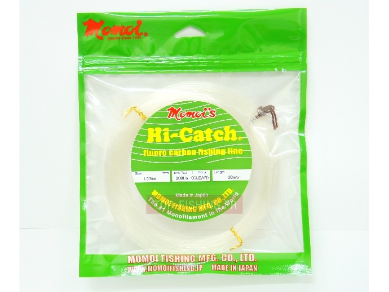 Fluoro Carbon Momoi's Hi Catch