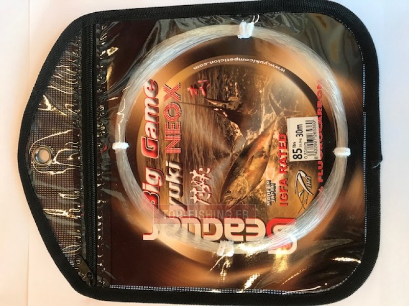 Fluorocarbon Seaguar Big Game