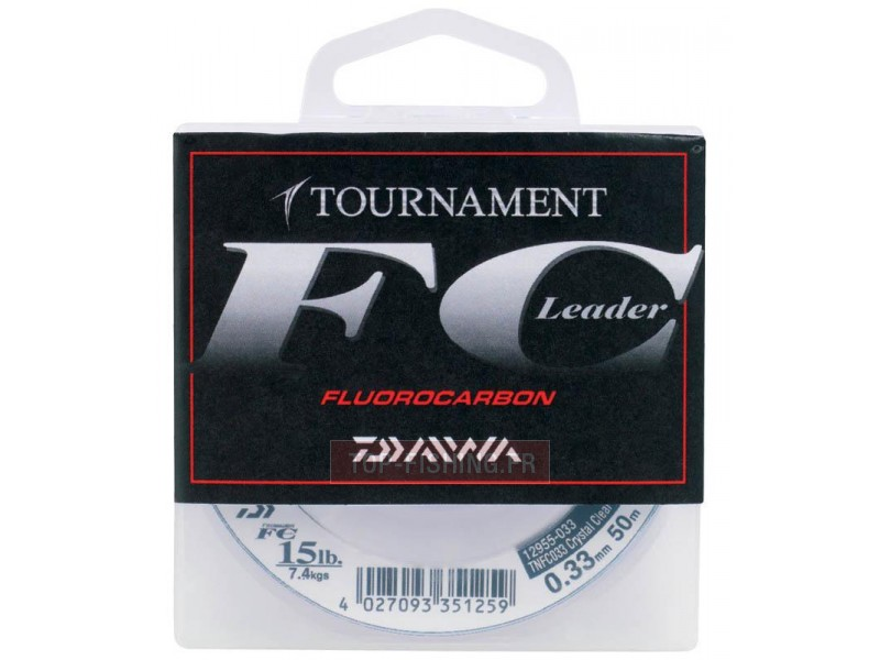 Fluorocarbone Daiwa Tournament FC Leader